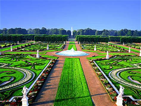 Herrenhäuser Gärten  Garten In Hannover Parkscoutde