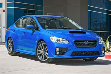 2017 Subaru Wrx Sedan Pricing & Features
