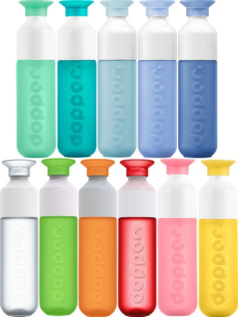 dopper original trinkflasche mit logo bedruckt vh