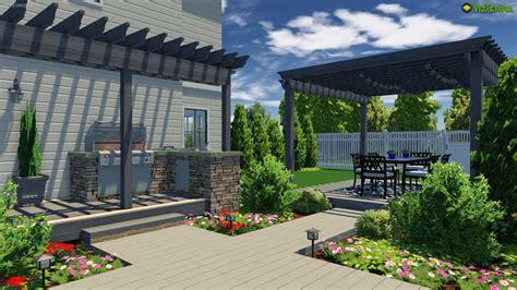 landscape design software  easy vizterra