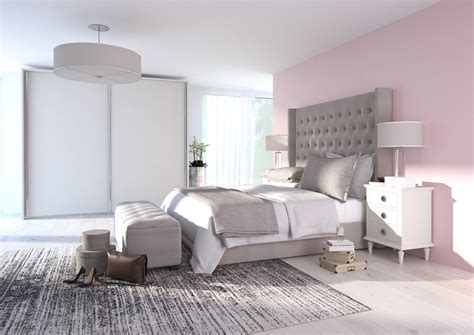 chambre et gris deco chambre poudr 233 et gris decoration d interieur idee
