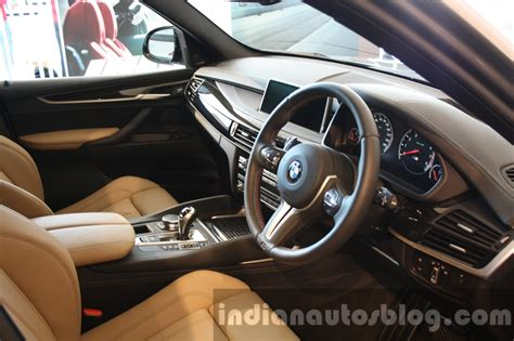 2015 Bmw X5 M Interior First Drive Review