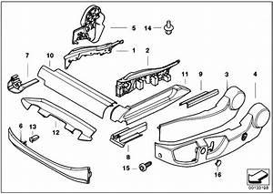 Original Parts For E61 520d M47n2 Touring    Seats   Seat