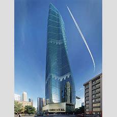 Pulsating Mandarin Oriental Skyscraper Hotel For Jersey