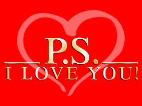 PS I Love You