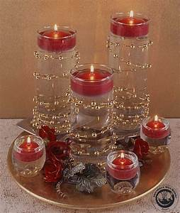 The, Daily, U0026, 39, Dilla, Dazzling, Candle, Centerpiece, Ideas