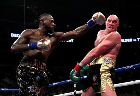 Tyson Fury den Schock-Vorschlag, er werde Aufhängen seine ...