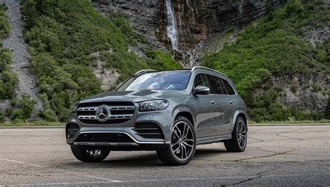 mercedes gls  review luxury supersized car magazine
