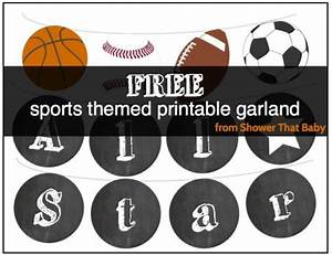Sport Baby Shower Theme Ideas My Practical Guide