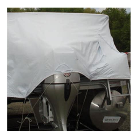 Boat Shrink Wrap Supports by Transhield 24 Ft Pontoon Reusable Boat Cover For 6 Ft