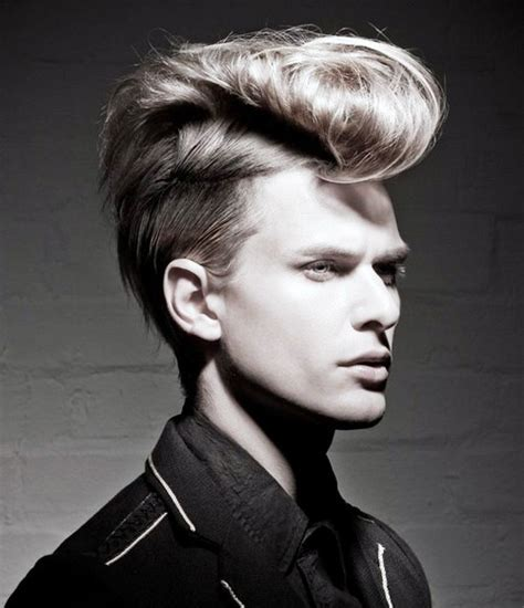 50s Greaser Hairstyles by 1950 S S Greaser Hairstyles Mens Craze