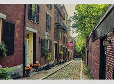 5 Great Neighborhoods in Boston GAC