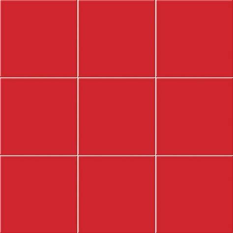 rojo brillo serie chroma mainzu ceramica