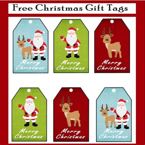 printable christmas gift tags printables  mom