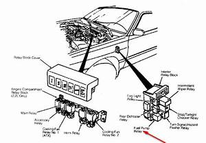 1990 Ford Probe  It Wont Start And I  Voltage  Fuel Pump