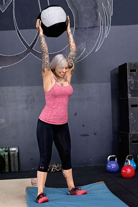 crossfit frauen workout ca quickie bilder fit  fun