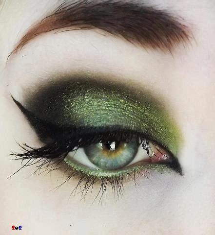 eye makeup tips  green eyes life  fashion