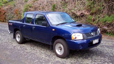 nissan navara 2003 2003 nissan navara 2 5 tdi d cab ute cash4cars cash4cars