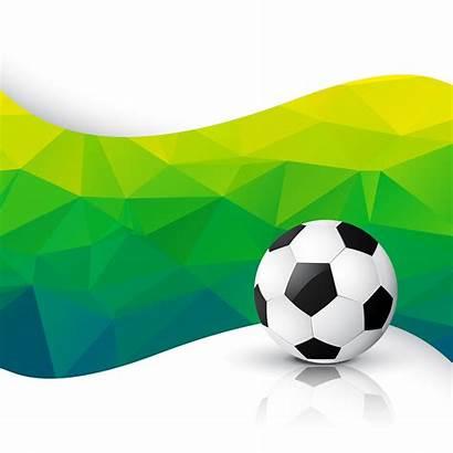 Football Vector Soccer Background Illustration Pattern Clipart