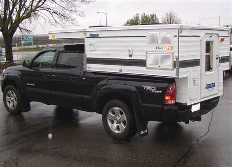 fleet pop  regular  bed  wheel campers