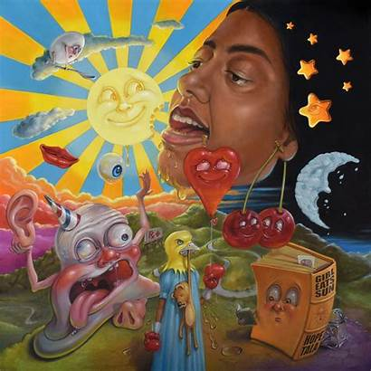 Hope Tala Sun Eats Ep Album Gibb