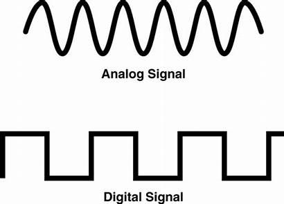 Signal Digital Processing Analog Signals Advantages Electronics