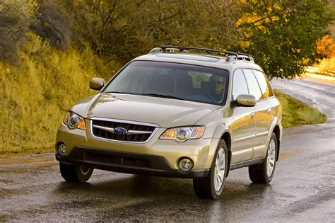 subaru outback   limited news  information