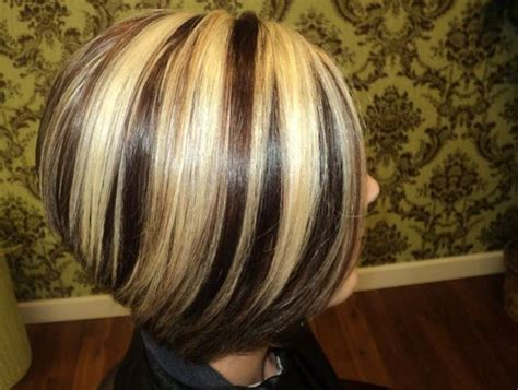 Bob Haircuts With Highlights! Images And Video Tutorial