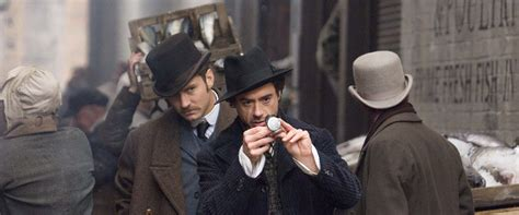 Watch Sherlock Holmes On Netflix Today!