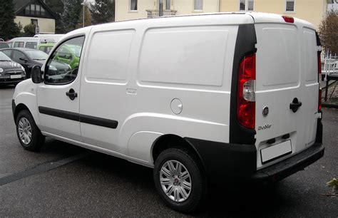 Who Makes A Fiat by 2008 Fiat Doblo Photos Informations Articles