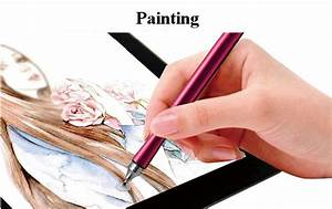 Kmoso Drawing Pen Point Disc Touch Screen Capacitive