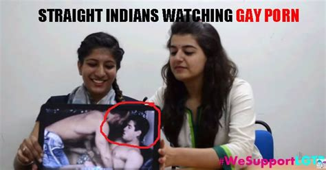 Straight Indian Teens Are Shown Gay Porn And Their