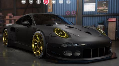 Porsche 911 Gt3 Rs (991