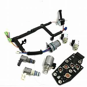 4l60e Solenoid Set Including Wire Harness 2003