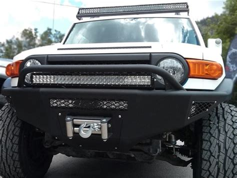 fj cruiser light bars from fj cruiser