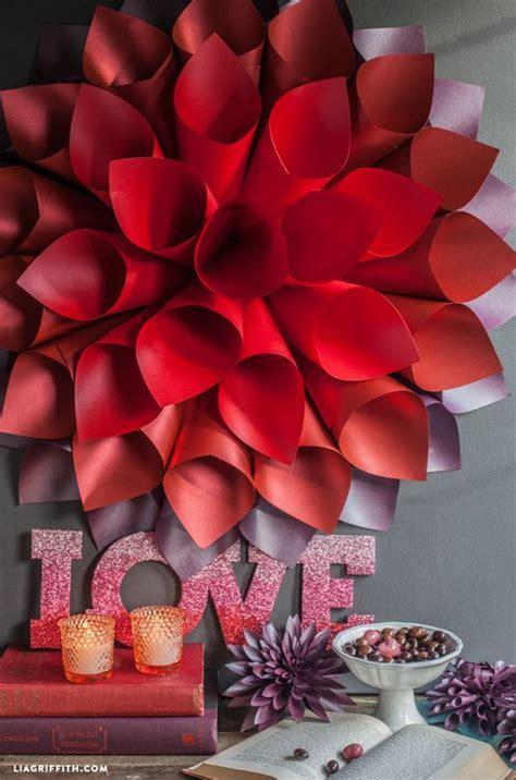 find inspiration  valentines crafts wall art