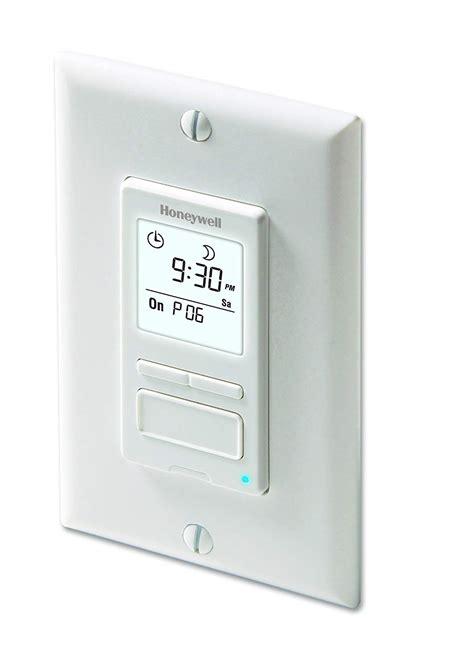 programmable light timer honeywell rpls540a econoswitch programmable timer switch