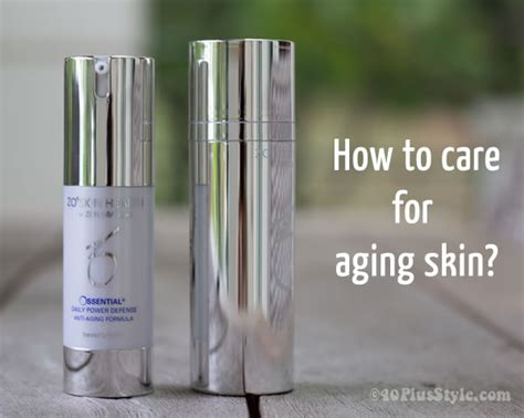How To Care For Aging Skin  Reviewing Zo Skin Health