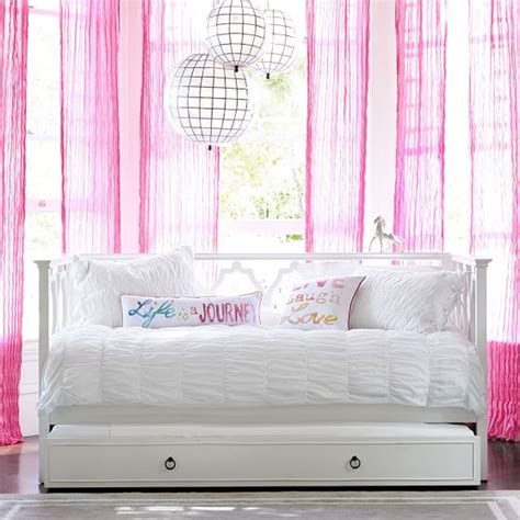 pottery barn teen daybed elsie daybed trundle pbteen