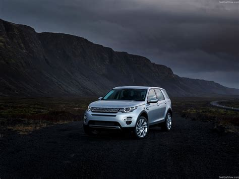 Land Rover Discovery Sport Picture by Land Rover Discovery Sport 2015 Picture 37 1280x960