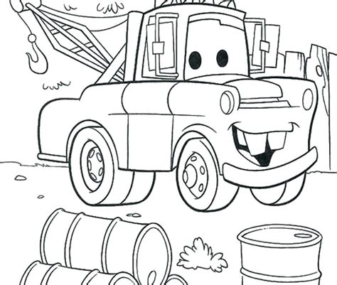 Lightning Mcqueen And Mater Coloring Pages To Print Coloring Lighting Mcqueen Coloring