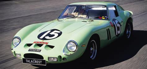1962 Ferrari 250 Gto Sells For Record  Million