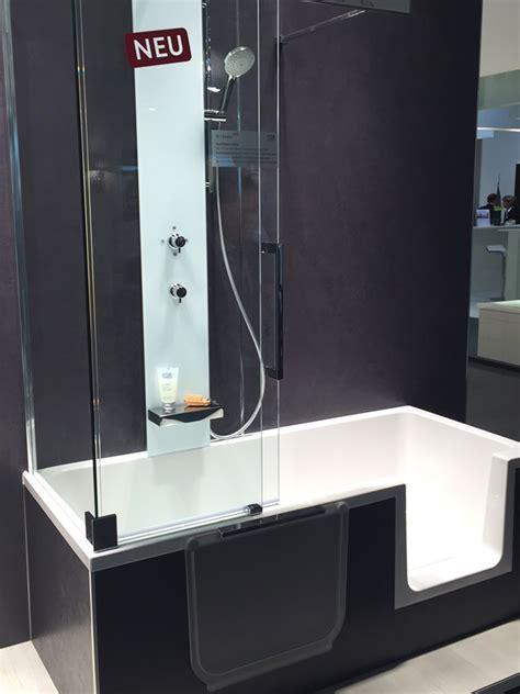 Duschbadewanne Mit Tür by Badewannen Mit T 252 R Duschen In Der Badewanne Sanolux Gmbh