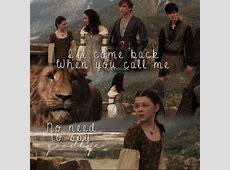 aslan, book, brother, call, edmund, fandom, goodbye, lion