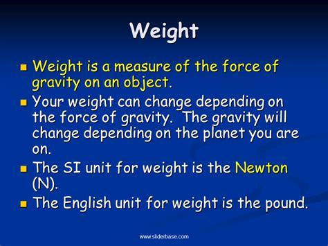 Gravity Unit : Presentation Biology