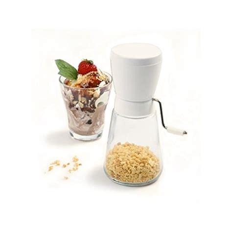 norpro crank nut walnut almond peanut chopper cutter grinder time saver new ebay