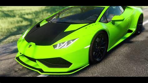 crew neon green lamborghini youtube