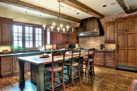 Exquisite Mediterranean Kitchen Interior Designs For