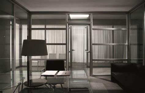 cloison de bureau en verre lafano cloisons et mobilier pour bureau galerie photos