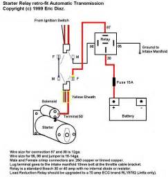 similiar starter relay keywords ford starter relay diagram